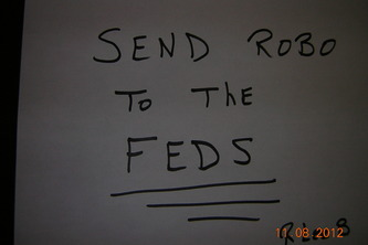 Call Forwarding to Feds
