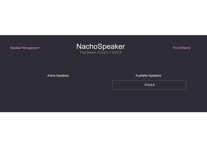 NachoSpeaker – screenshot 1