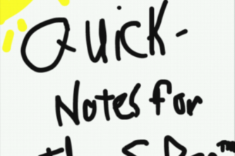 Quick-Notes for the S Pen™ Donate