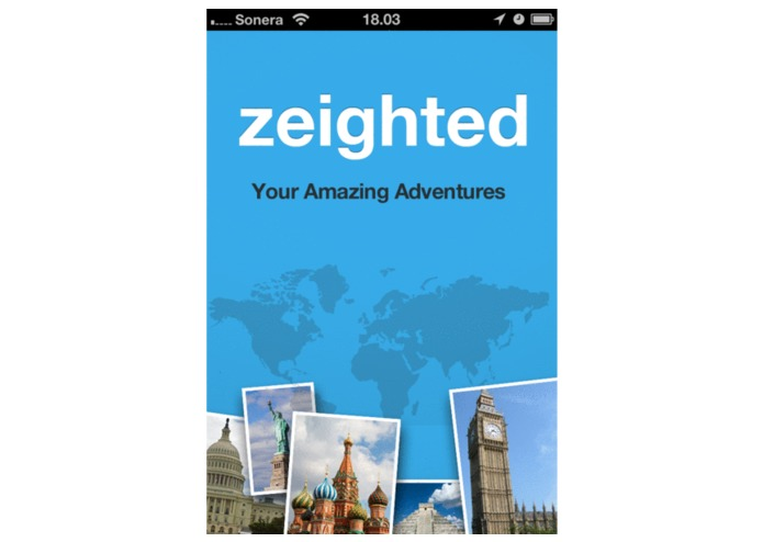 Zeighted – screenshot 1