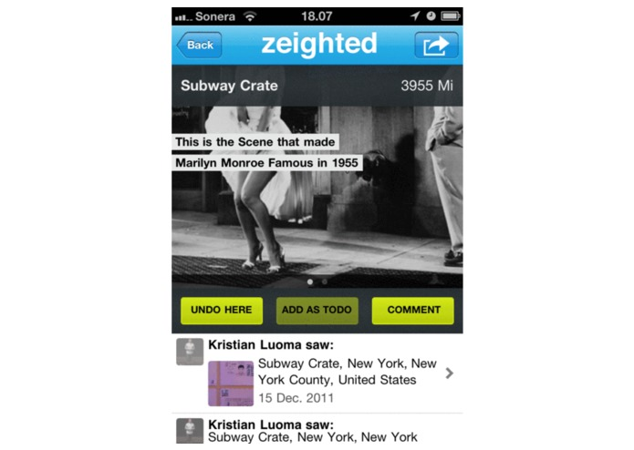 Zeighted – screenshot 2