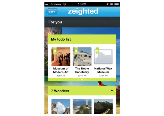 Zeighted – screenshot 3