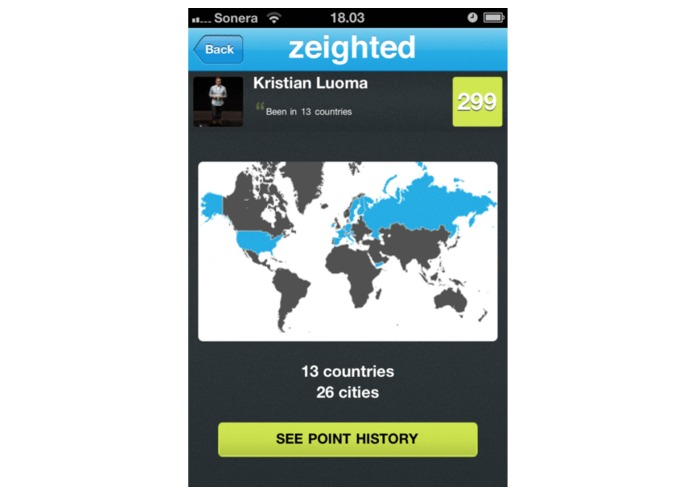 Zeighted – screenshot 4