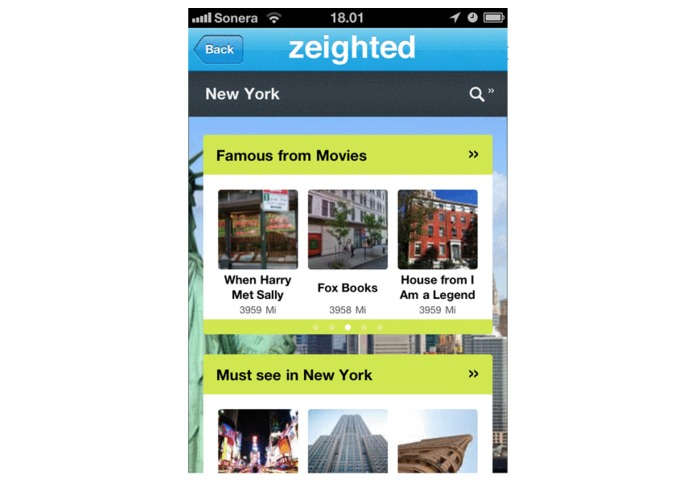 Zeighted – screenshot 5