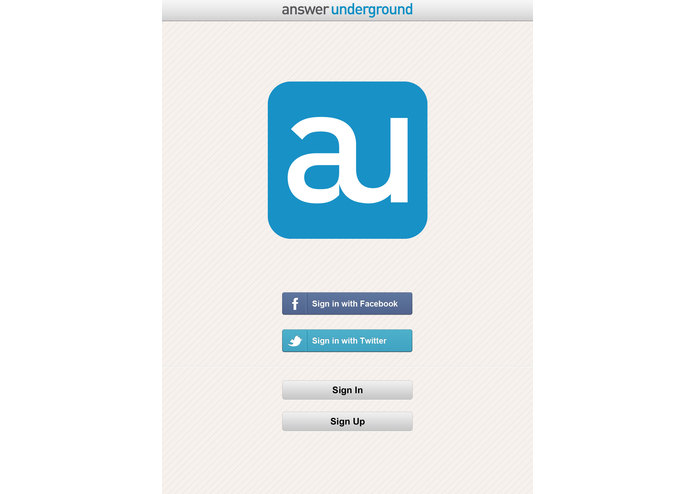 Answer Underground – screenshot 2