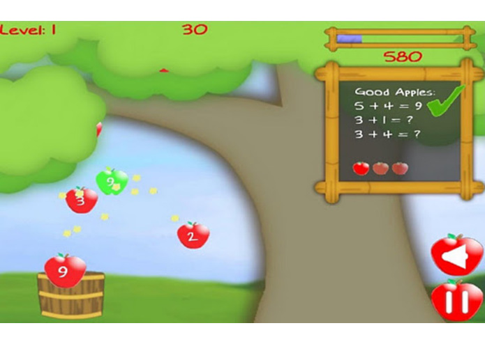 AppleQuest – screenshot 1