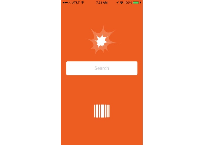 Orange: Juicy product review goodness based on machine learning – screenshot 2