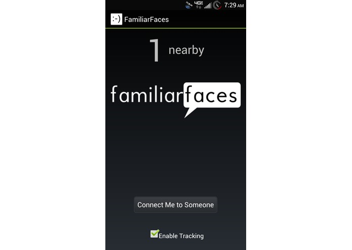 FamiliarFaces – screenshot 3