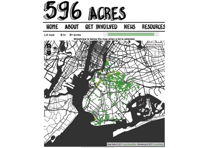 596 Acres – screenshot 1
