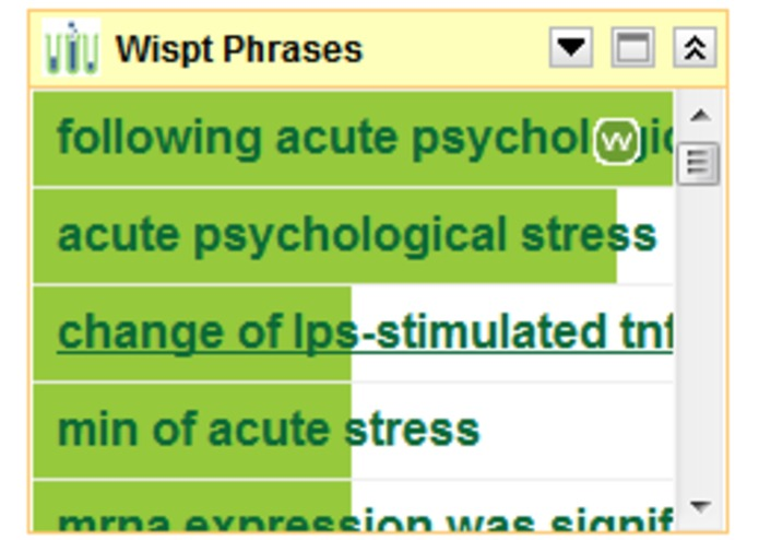 Wispt Phrases – screenshot 1