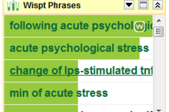 Wispt Phrases