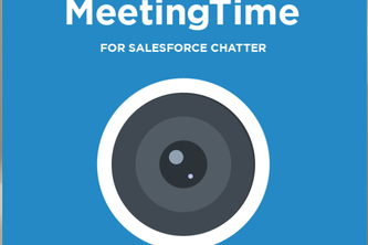 MeetingTime for Salesforce Chatter