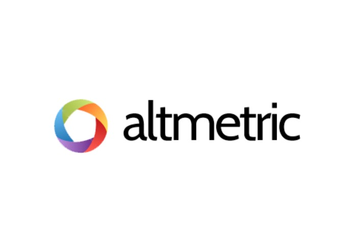 Altmetric – screenshot 1