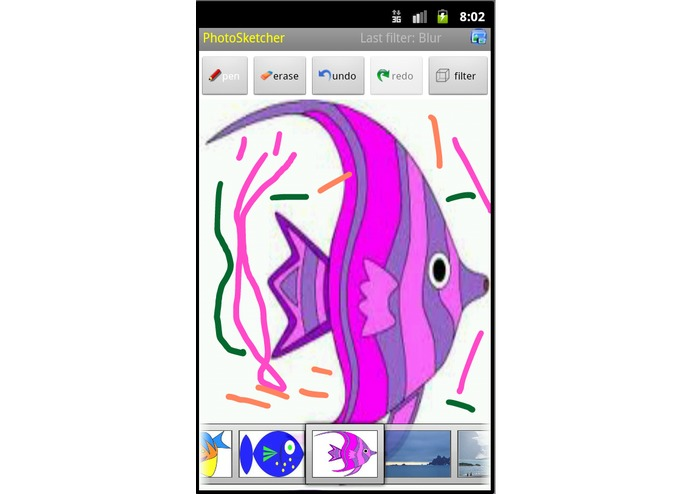 PhotoSketcher – screenshot 5