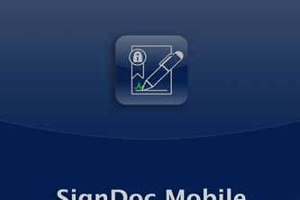 SignDoc Mobile