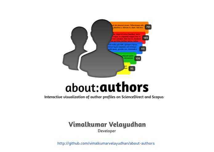 about:authors – screenshot 1