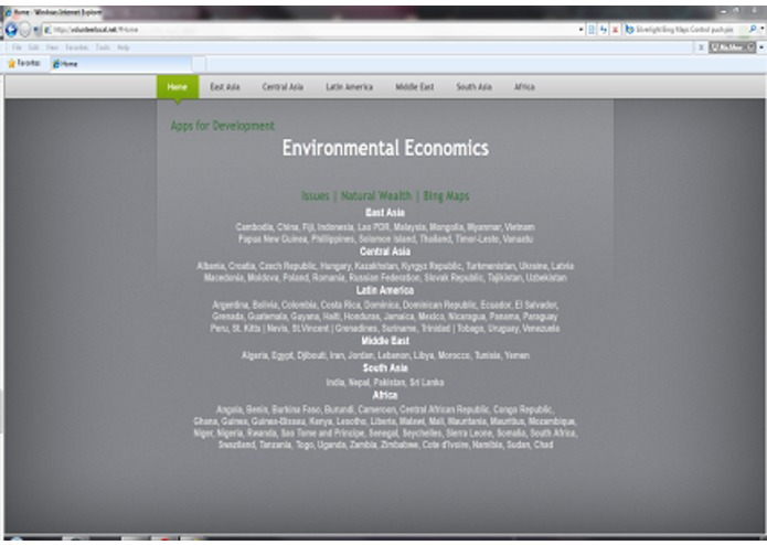 Environmental Economics – screenshot 1