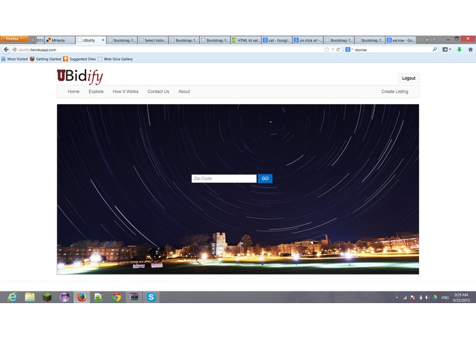 UBidify – screenshot 3