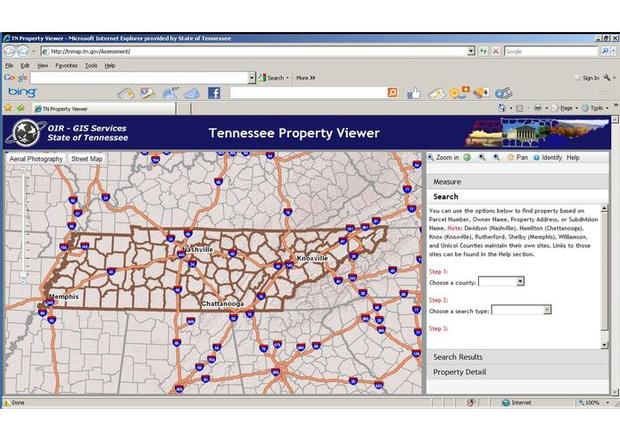 Tn Property Viewer Map Tennessee Property Viewer | Devpost Tn Property Viewer Map