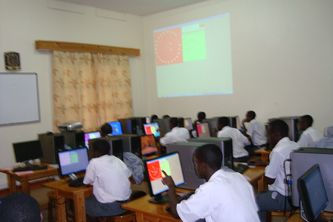 Computer games, video games and virtual classroom for HIV/AIDS prevention education in schools