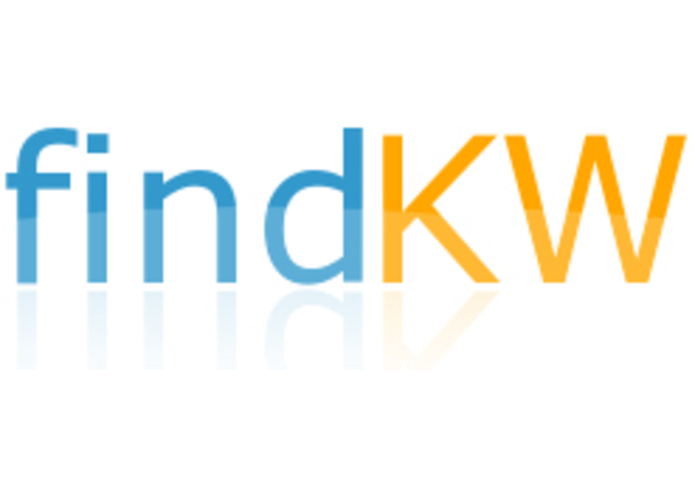 FindKW – screenshot 1