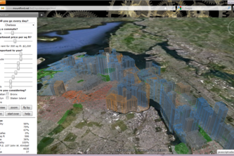 NYC Datascape