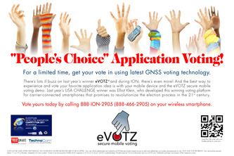 eVOTZ - SMS/Txt Community Voting & Polling on any Mobile Device
