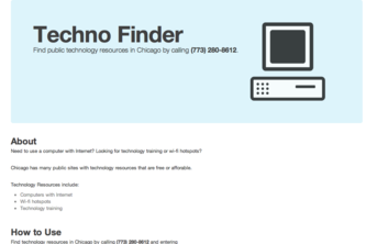 Techno Finder