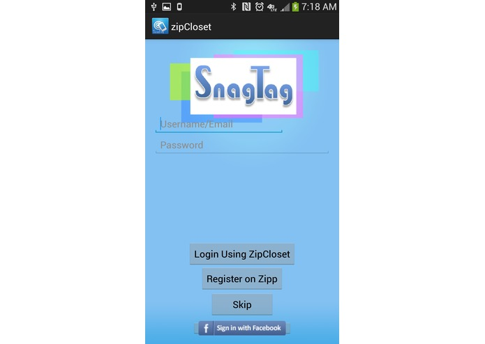 SnagIt – screenshot 1
