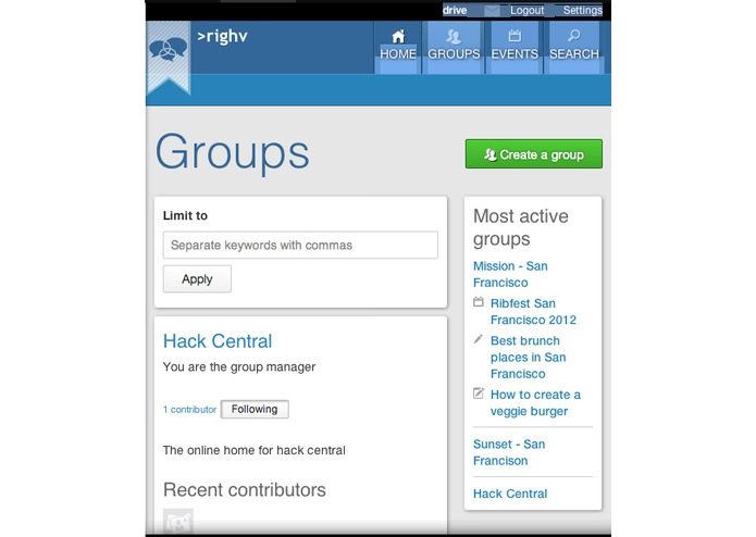 drighv – screenshot 3