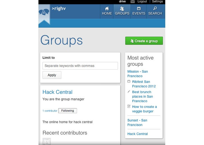 drighv – screenshot 4