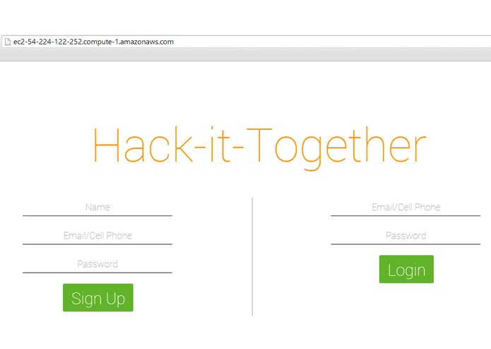 Hack-it-Together – screenshot 1