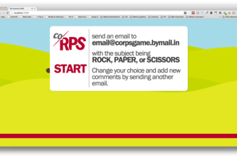 CoRPS - Co-operative Rock, Paper, Scissors