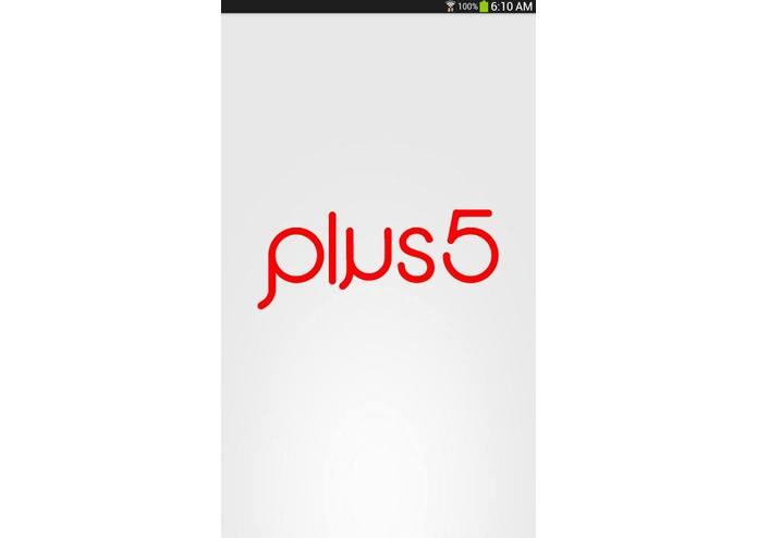 plus5 – screenshot 2