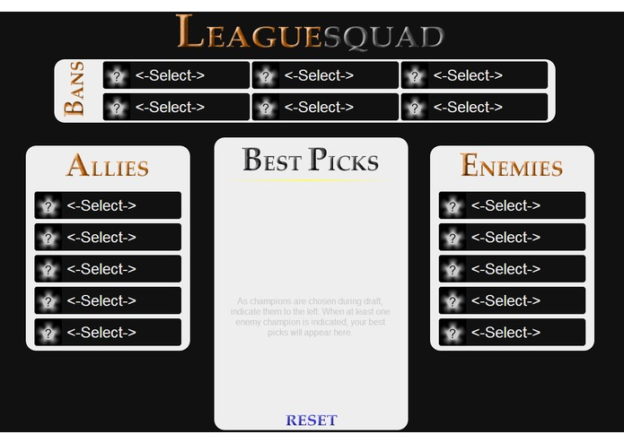 Leaguesquad – screenshot 3
