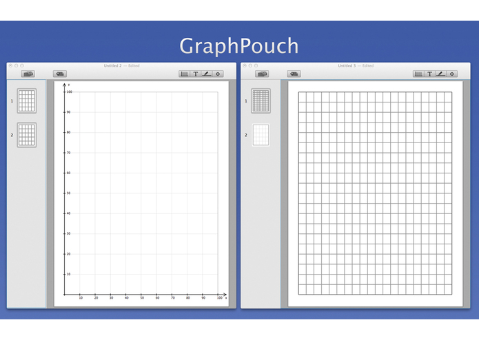 GraphPouch – screenshot 2