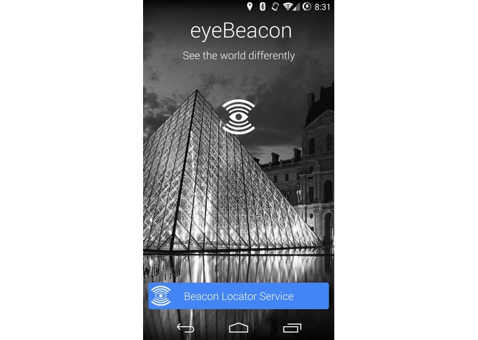eyeBeacon – screenshot 3
