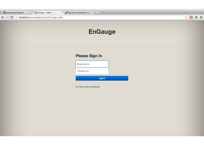 EnGauge – screenshot 1