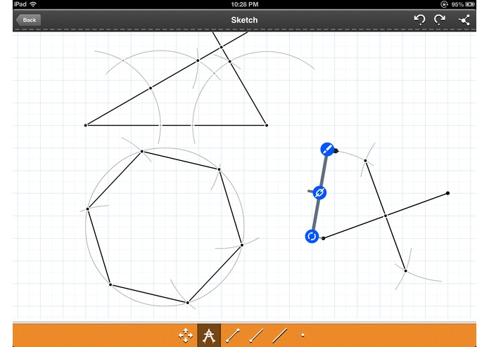 Geometry: Constructions Tutor – screenshot 5