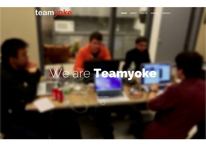 TeamYoke – screenshot 4