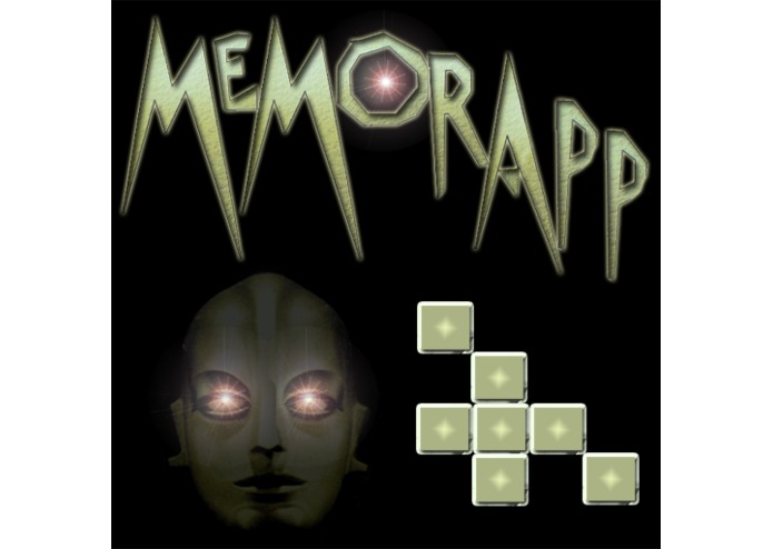 Memorapp – screenshot 1