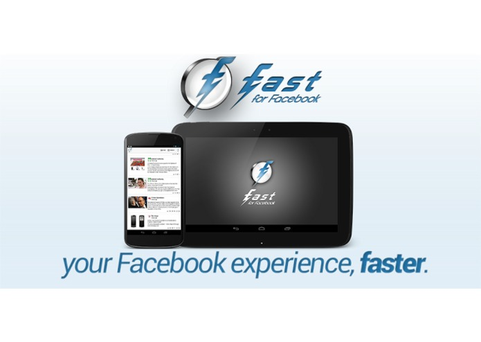 Fast For Facebook – screenshot 1
