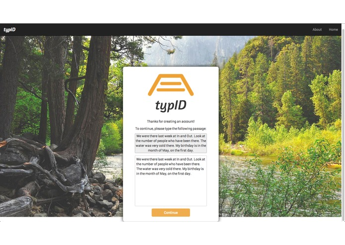 typID – screenshot 4
