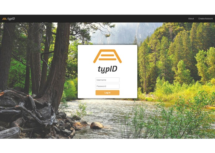 typID – screenshot 5