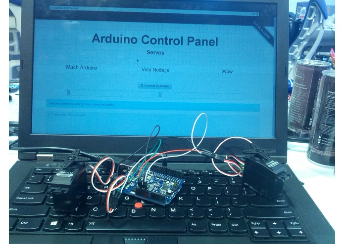 Arduino Abstractions – screenshot 1