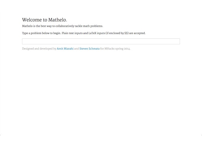Mathelo – screenshot 4