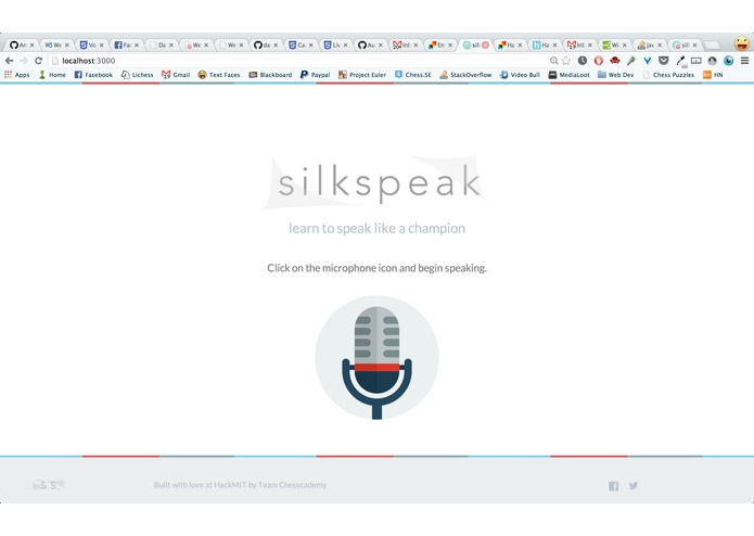Silkspeak – screenshot 1