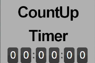 CountUp Timer