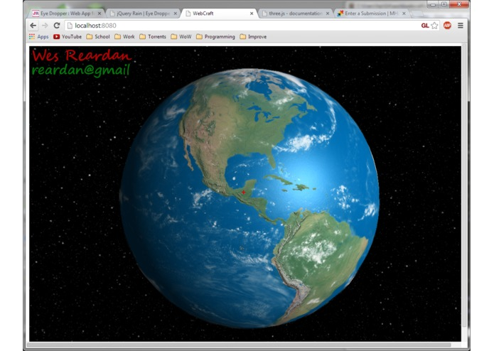 World Web Craft – screenshot 2