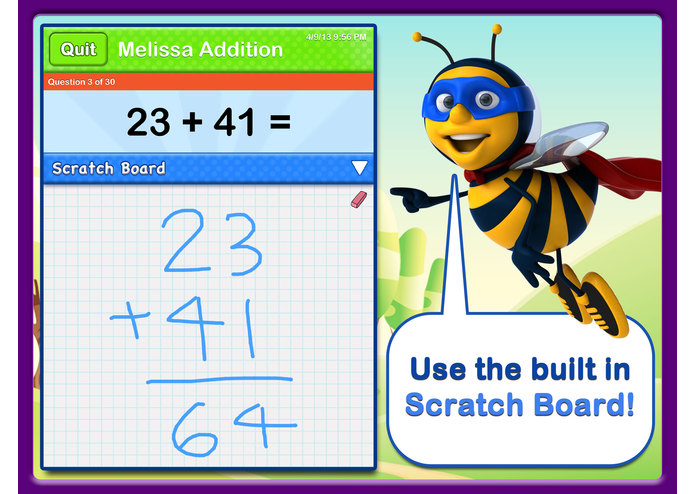 Abby Explorer - Math Worksheets – screenshot 3